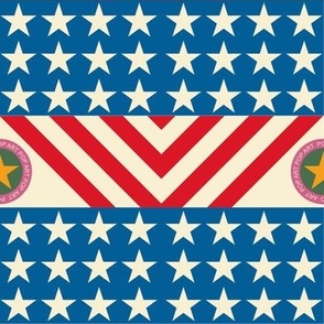 Pop Art Flag
