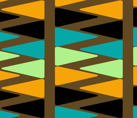 WR-Melon fabric by designertre on Spoonflower - custom fabric