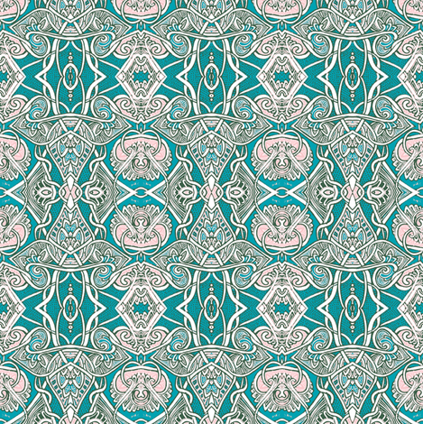 Vacation in Ankara fabric by edsel2084 on Spoonflower - custom fabric