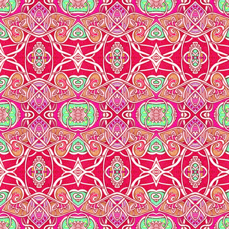 Love Behind the Mosque fabric by edsel2084 on Spoonflower - custom fabric