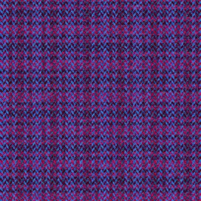 Palaka red/blue plaid