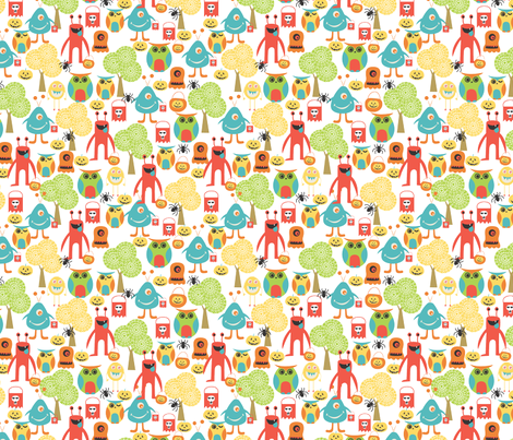 whereistheparty fabric by cherished_dreams on Spoonflower - custom fabric