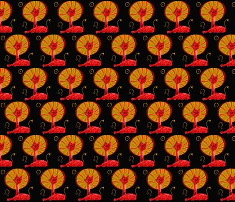 Leo fabric by emanuelletomato on Spoonflower - custom fabric