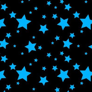 Simple Stars, Black and Blue