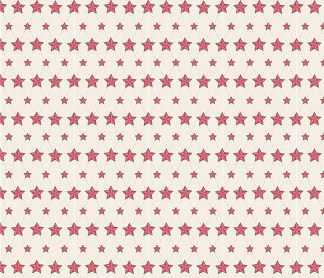 Nautical Stars fabric by zenith123 on Spoonflower - custom fabric