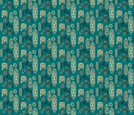 hukilau_fabric_fabric_originals_001-ch-ch-ch-ch-ch fabric by sophista-tiki_by_dawn_frasier on Spoonflower - custom fabric