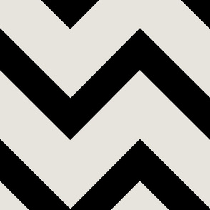 Thick Black Chevron
