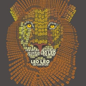 Leo the Lion Dark