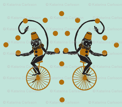 Circus Monkey Cinna