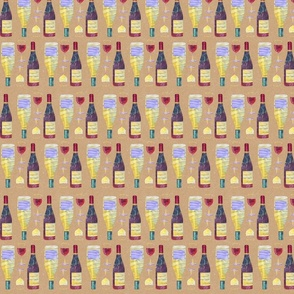 wine_bottles_on_speckled_tan_background