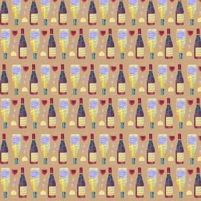 wine_bottles_on_speckled_tan_background