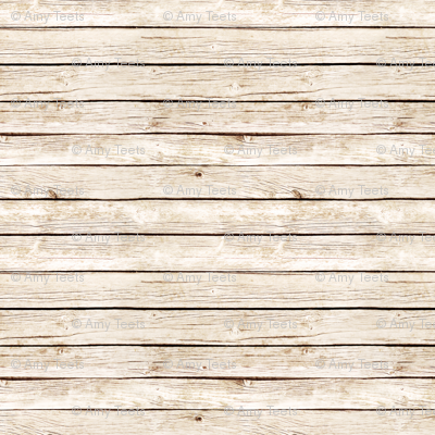 Wood Grain Brown Washed Fabric