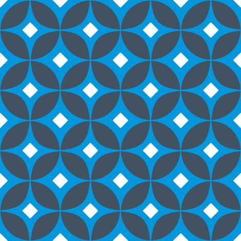 Midnight fabric by brainsarepretty on Spoonflower - custom fabric