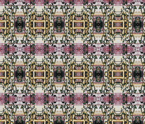 ARTBYLESchintzvintage fabric by artbyles on Spoonflower - custom fabric