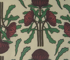 Rrrwaratah-fabric-12-dk-red-waratahs-on-ivory_comment_418043_thumb