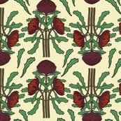 Rrrwaratah-fabric-12-dk-red-waratahs-on-ivory_shop_thumb