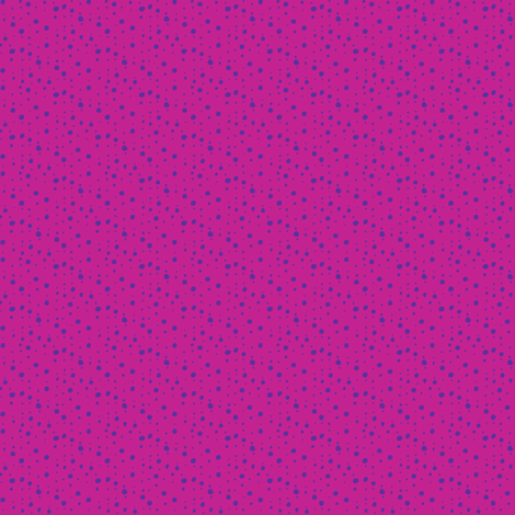 Spatterspot Fuchsia fabric by siya on Spoonflower - custom fabric