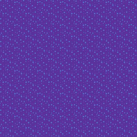 Spatterspot Indigo fabric by siya on Spoonflower - custom fabric