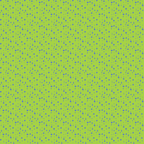 Spatterspot Lime fabric by siya on Spoonflower - custom fabric