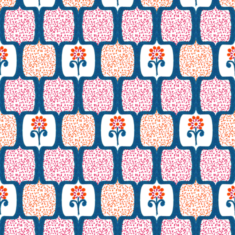 Vaballathus Garden fabric by siya on Spoonflower - custom fabric