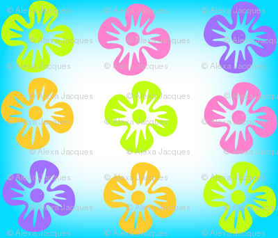Hawaiian Paradise Flowers