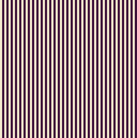 Go be crazy plum and ivory fabric by yomarie on Spoonflower - custom fabric