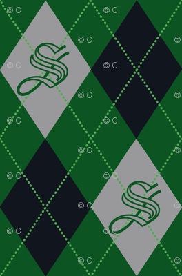 Snake Magic Argyle