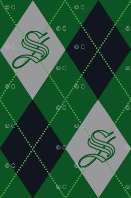 Snake Magic Argyle
