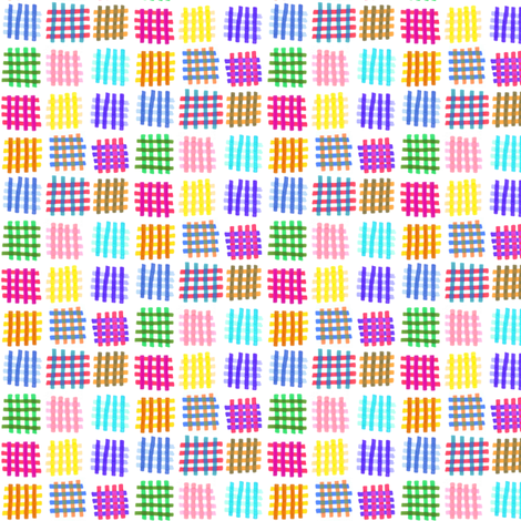 Marker Hash Lollipop fabric by ravenous on Spoonflower - custom fabric