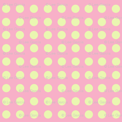 Salmon_and_Yellow_Polka_Dots