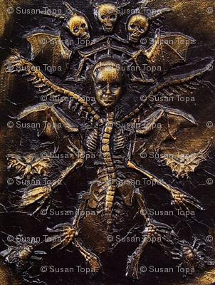 Centipede Queen Demon