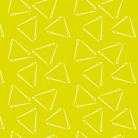 needles fabric by elinvanegmond on Spoonflower - custom fabric