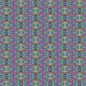 Lina's Garden Gems Mosaic
