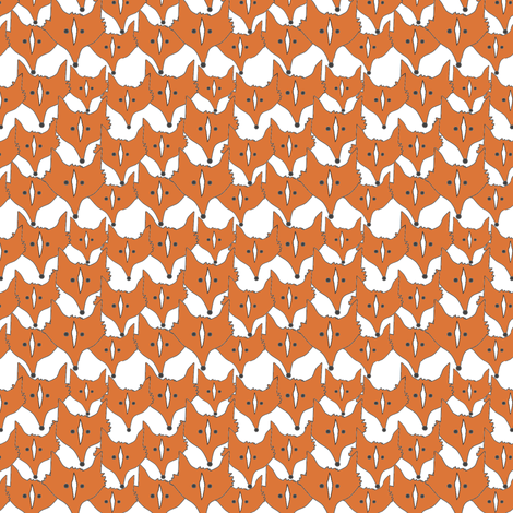 foxen fabric by ragan on Spoonflower - custom fabric