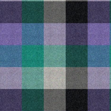 6th Doctor's collar- and pocket tartan fabric by bonnie_phantasm on Spoonflower - custom fabric