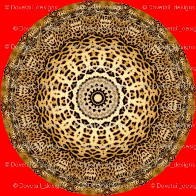 Leopard Lace 1