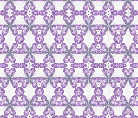 Kaleidescope 0301 k1 foil fabric by wyspyr on Spoonflower - custom fabric