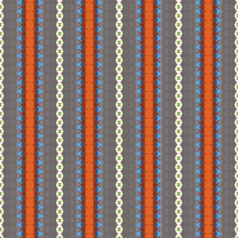 Geometric 3646 k3 r4 fabric by wyspyr on Spoonflower - custom fabric