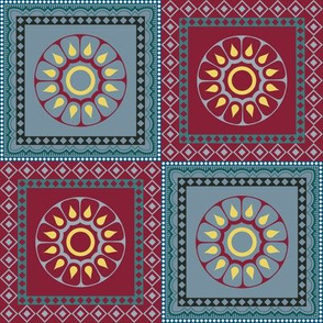 Victorian Pattern 2