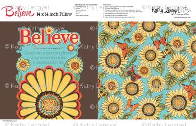 Believe_brown_Pillow_14x14-01