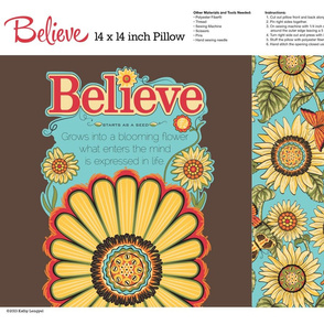 Believe_brown_Pillow_14x14-01