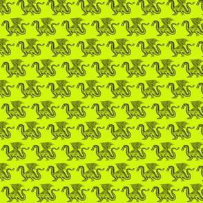 drachen-gelb