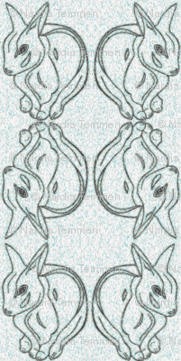 Impressionist_rabbits_inverted-blue