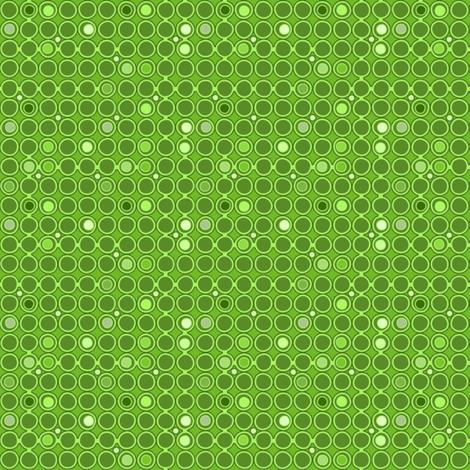 dots_de_la_green fabric by glimmericks on Spoonflower - custom fabric
