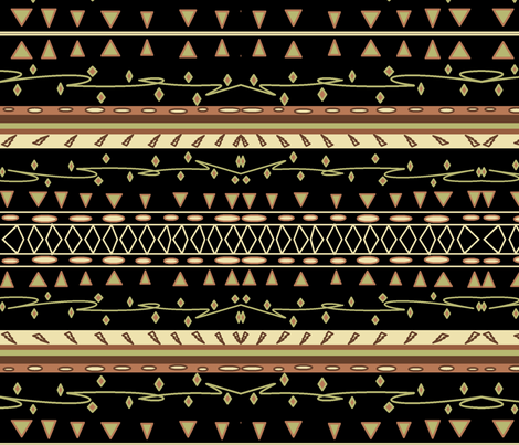 AFRICAN STORM fabric by bluevelvet on Spoonflower - custom fabric