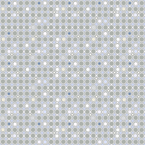 dots_de_la_silver fabric by glimmericks on Spoonflower - custom fabric