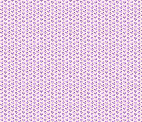Crocus mini2_ fabric by koalalady on Spoonflower - custom fabric