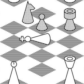 murder on the chess-board