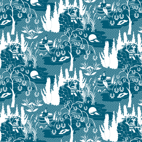 Unfortunato fabric by mag-o on Spoonflower - custom fabric