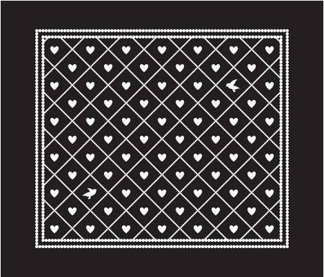 Never Far Away (1) fabric by penina on Spoonflower - custom fabric